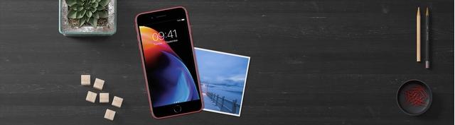 Điện thoại iPhone 8 64GB Red mặt trước
