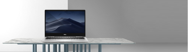 Laptop Dell Inspiron 13 7370 (7D61Y2)