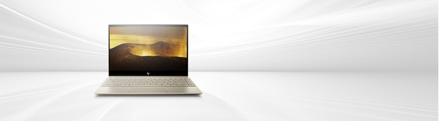 Laptop HP Envy 13-AH0027TU 4ME94PA mặt trước