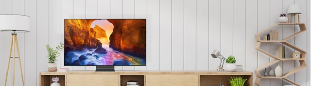 Tivi QLED Samsung 82 inch QA82Q90RAKXXV được bán chính hãng có nhiều ưu đãi lớn tại Nguyễn Kim