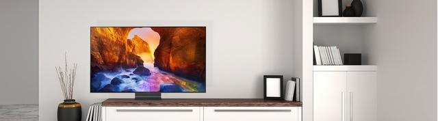 Tivi QLED Samsung 65 inch QA65Q90RAKXXV được bán chính hãng có nhiều ưu đãi lớn tại Nguyễn Kim