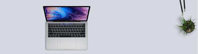 Macbook Pro 13.3 2019 512GB Touch Bar Silver (MV9A2SA/A)