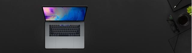 "Macbook Pro 15.4"" 2019 512GB Touch Bar Grey (MV912SA/A)"