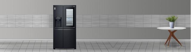 Tủ lạnh LG Inverter 601 lít GR-X247MC premium