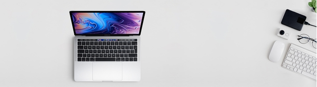 Macbook Pro 13.3 inch 2019 256GB Space Silver MUHR2SA/A