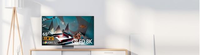 Smart Tivi QLED Samsung 8K 82 inch QA82Q800TAKXXV premuim