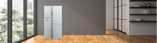 Tủ lạnh Hitachi Inverter 584 lít R-FM800GPGV2 (GS) premium