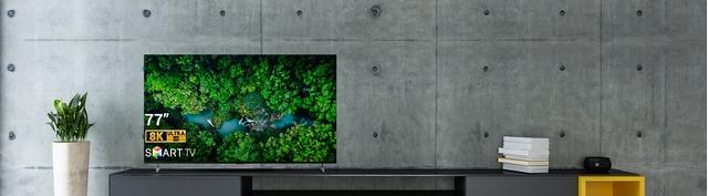 Smart Tivi OLED LG 8K 77 inch OLED77ZXPTA premium