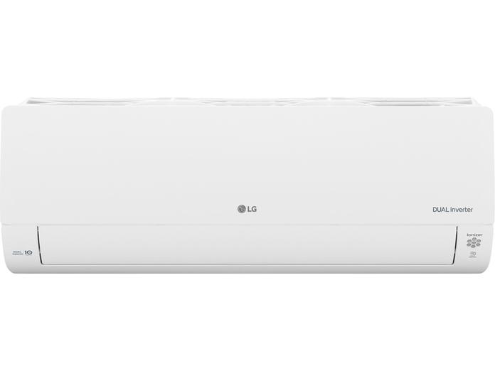 Máy lạnh LG Inverter 1 HP V10APH1 mặt chính diện