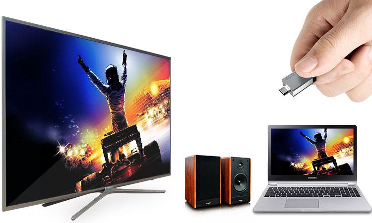 Smart tivi LG 32 inch 32LJ571D kết nối nhanh chóng, tiện lợi