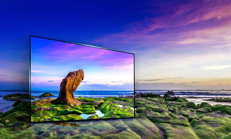 Tivi 4K LG 65inch 65UJ652T cho hình ảnh rõ nét cùng công nghệ màn ảnh IPS 4K
