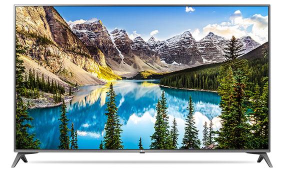 Tivi 4K LG 65inch 65UJ652T có thiết kế hiện đại và ấn tượng ưu đãi tại nguyenkim.com