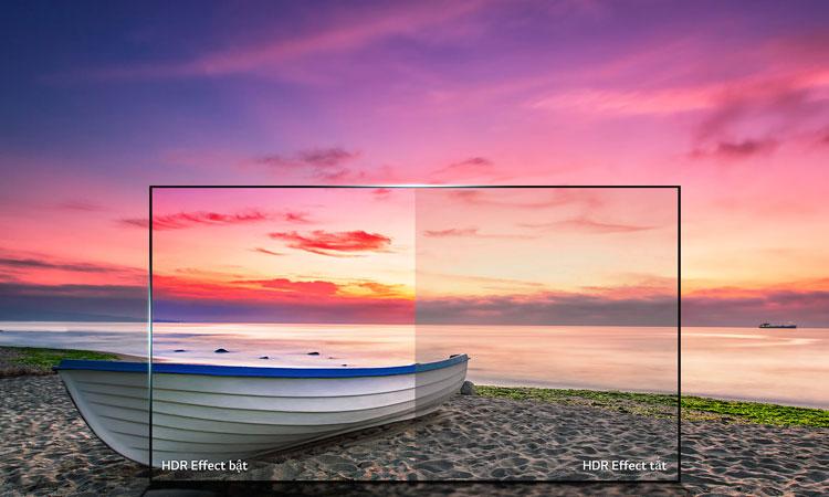 Thưởng thức hình ảnh đầy màu sắc cùng tivi 4K LG 65inch 65UJ652T