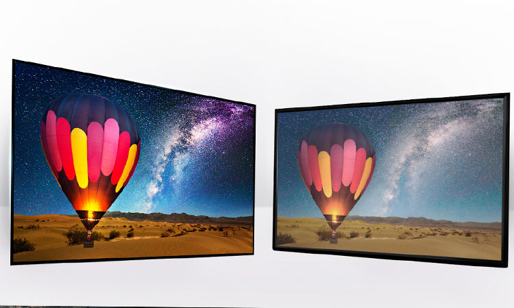 Hình ảnh hiển thị với chất lượng ảnh hoàn hảo trên chiếc tivi 4K LG 65inch 65UJ652T
