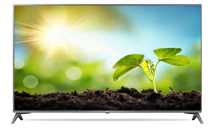 Thiết kế siêu hiện đại và ấn tượng trên tivi 4K LG 65inch 65UJ652T