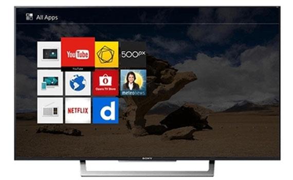 Tivi 4K Sony 49 inch KD49X7000E VN3 giá tốt tại nguyenkim.com