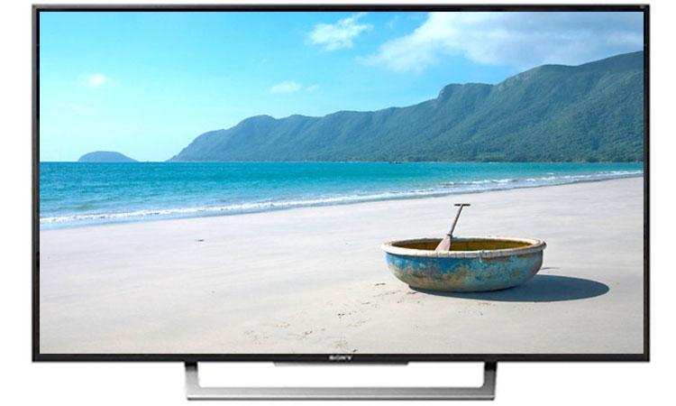Tivi 4K Sony 49 inch KD49X7000E VN3 màn hình phẳng mỏng 43 inch