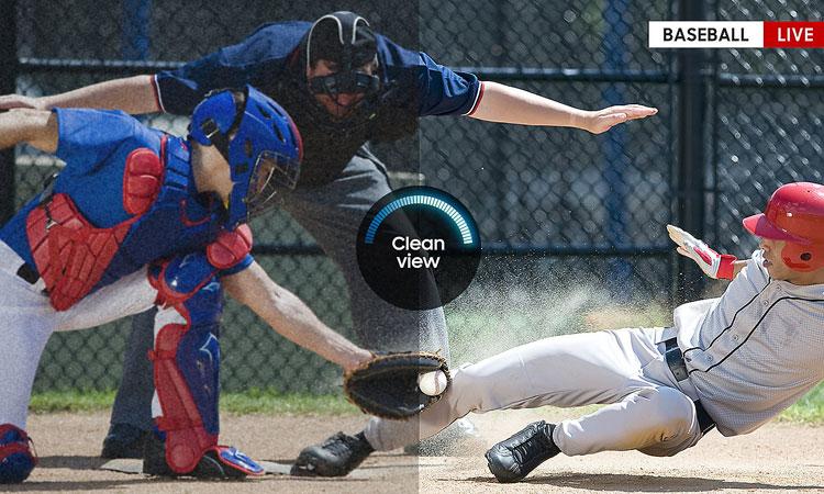 Tivi Full HD Samsung 40 inch UA40M5000AKXXV cho hình ảnh rõ nét qua công nghệ Clean View
