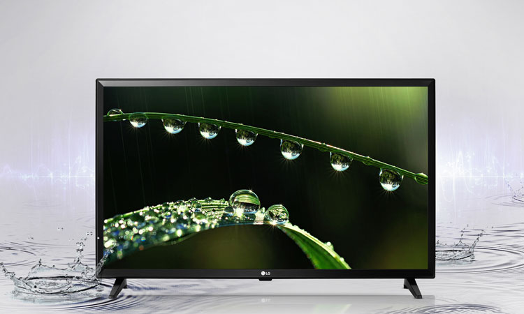 Tivi Led LG 32 inch 32LJ510D thiết kế ấn tượng