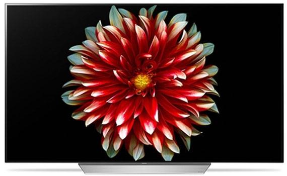 OLED 4K LG 55 inch 55C7T có thiết kế hiện đại và ấn tượng ưu đãi tại nguyenkim.com