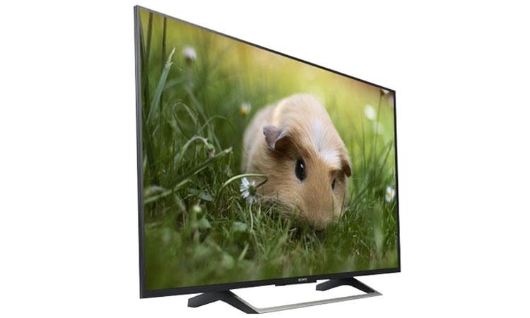 Tivi Sony KD-55X8000E/SVN3 màn hình phẳng mỏng 55 inch