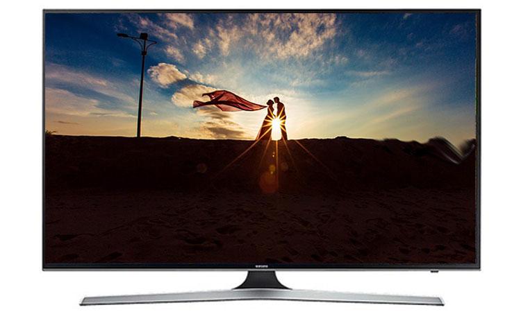 ivi LED Samsung 43 inch UA43MU6100KXXV có thiết kế hiện đại và ấn tượng