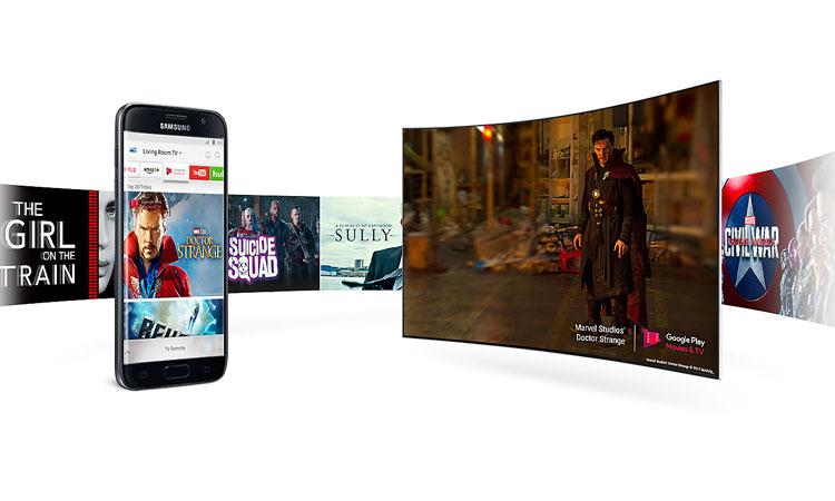 Chia sẻ dữ liệu dễ dàng ngay trên tivi LED Samsung 49 inch UA49M6300AKXXV