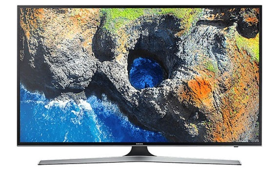 Tivi LED Samsung 75 inch UA75MU6100KXXV có thiết kế hiện đại và ấn tượng ưu đãi tại nguyenkim.com