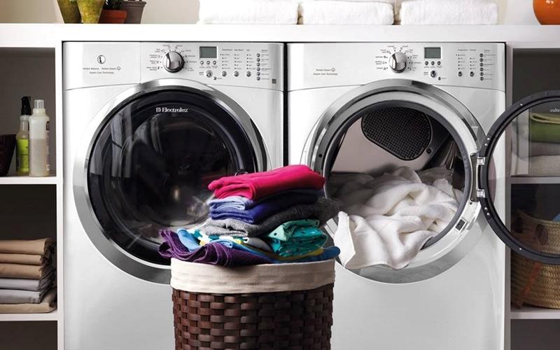 Máy giặt cửa trước giúp bạn giặt giũ và bảo vệ quần áo tốt hơn