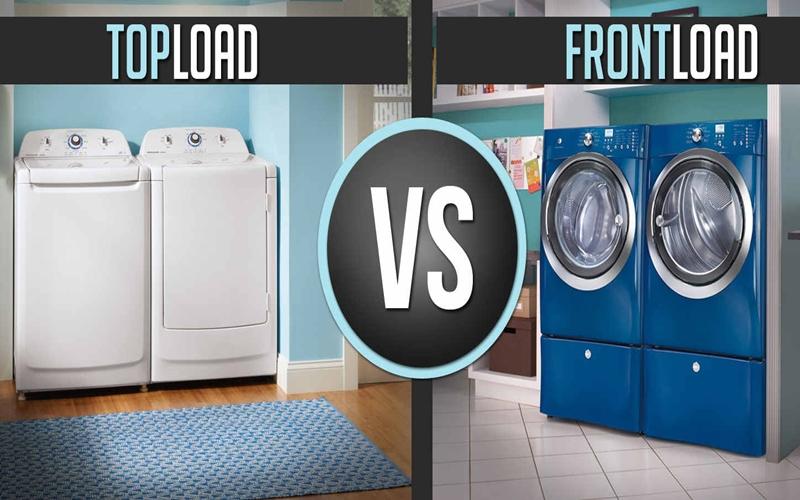 Trên thị trường hiện nay đang có hai loại máy giặt
